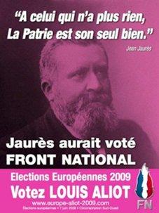 Le Front National talonne de très près le PS